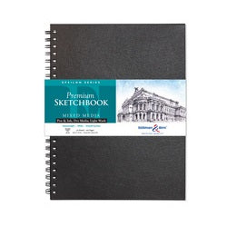 "Stillman & Birn Epsilon Wirebound Sketchbook  9"" x 12"""