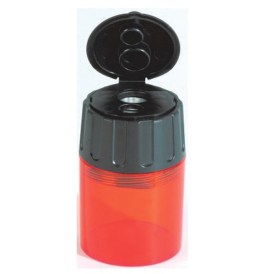 Lyra Twin-Hole Pencil Sharpener (color may vary)