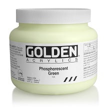 Golden Phosphorescent Green 32 oz