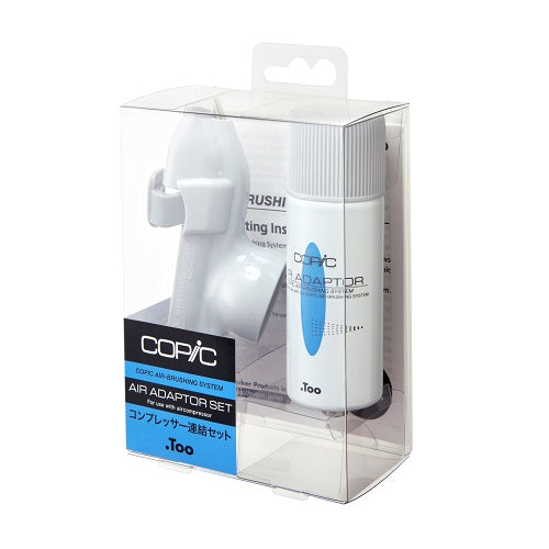 Copic Airbrush Adapter Set 3