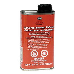 Testors  Enamel Airbrush Thinner 8 oz