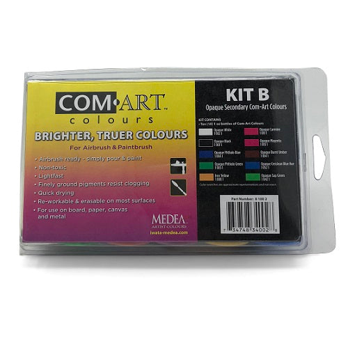 Medea Com-Art Opaque Secondary Color Set B