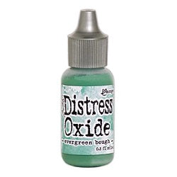 Tim Holtz Distress Oxides Reinker 0.5 fl. oz. - Evergreen Bough