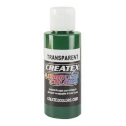 Createx Airbrush Colors Transparent Brite Green 4 fl. oz.