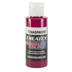 Createx Airbrush Colors Transparent Fuscia 4 fl. oz.