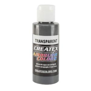 Createx Airbrush Colors Transparent Gray 4 fl. oz. 4 fl. oz.