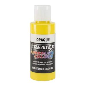 Createx Airbrush Colors Opaque Yellow 4 fl. oz.