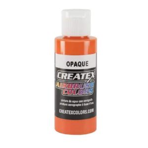 Createx Airbrush Colors Opaque Coral 4 fl. oz.