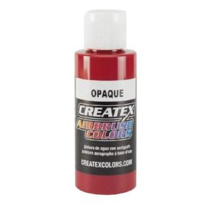 Createx Airbrush Colors Opaque Red 4 fl. oz.