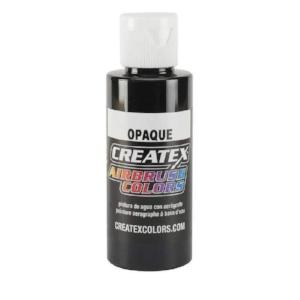 Createx Airbrush Colors Opaque Black 4 fl. oz.