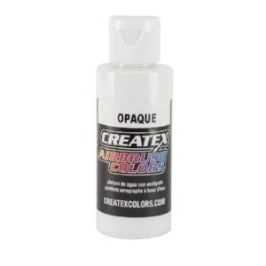 Createx Airbrush Colors Opaque White 4 fl. oz.
