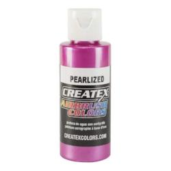 Createx Airbrush Colors Pearlized Magenta 2 fl. oz.