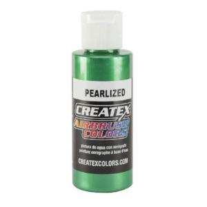 Createx Airbrush Colors Pearlized Green 4 fl. oz.
