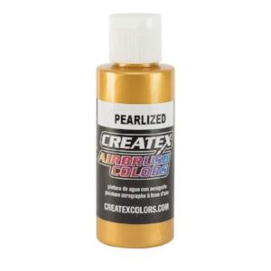 Createx Airbrush Colors Pearlized Copper 4 fl. oz.
