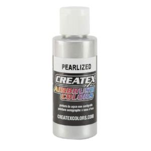 Createx Airbrush Colors Pearlized Silver 4 fl. oz.
