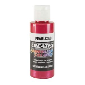 Createx Airbrush Colors Pearlized Red 4 fl. oz.