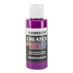 Createx Airbrush Colors Fluorescent Violet 2 fl. oz.