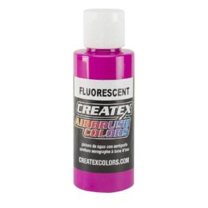 Createx Airbrush Colors Fluorescent Raspberry 4 fl. oz.