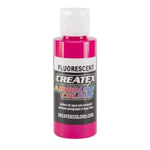 Createx Airbrush Colors Fluorescent Magenta 4 fl. oz.