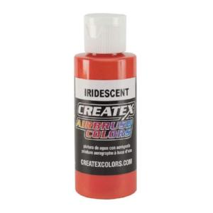 Createx Airbrush Colors Iridescent Scarlet 4 fl. oz.
