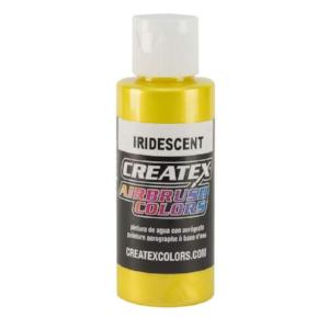 Createx Airbrush Colors Iridescent Yellow 4 fl. oz.