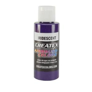 Createx Airbrush Colors Iridescent Violet 4 fl. oz.