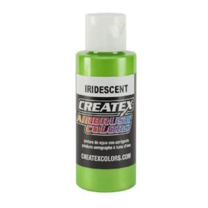 Createx Airbrush Colors Iridescent Green 4 fl. oz.