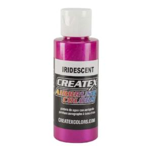 Createx Airbrush Colors Iridescent Fuschia 4 fl. oz.