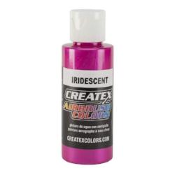 Createx Airbrush Colors Iridescent Fuschia 2 fl. oz.