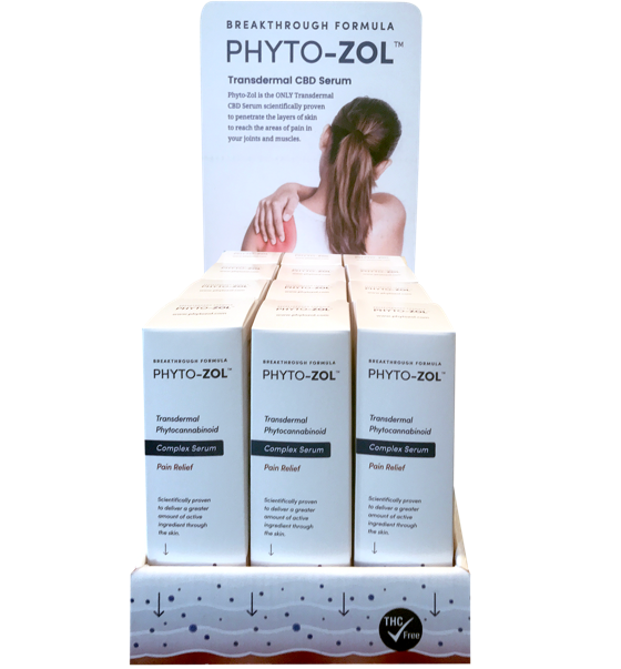 Phyto-Zol 12 Piece Display