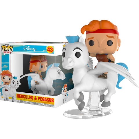 Pop! Ride Disney - Hercules - Hercules and Pegasus -Funko Pop! tysolutionsusa.com