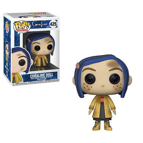 Pop! Movies: Coraline: Coraline as a Doll | Coming Soon | tysolutionsusa.com