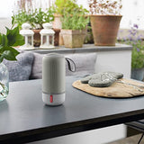 Libratone ZIPP MINI Wireless Multiroom Lautsprecher (360° Sound, WiFi, AirPlay 2, Bluetooth, 10h Akku) Cloudy Grey