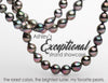 New Tahitian Pearl Necklaces in Stock - Ashley's Favorites!