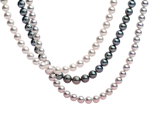 52699e53515d9 Pearl Necklaces // Finest Quality // FREE Shipping & Returns - Pure ...