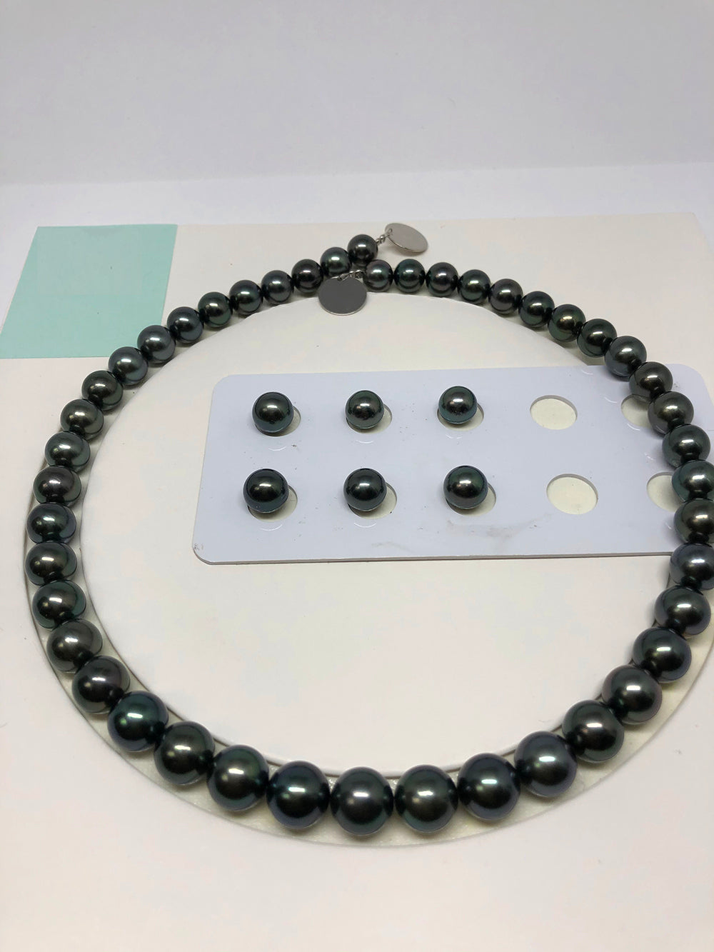 Custom Length 24-Inch Tahitian Pearl Necklace