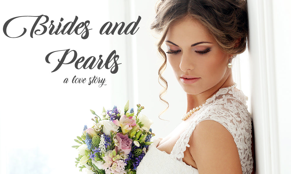 Bridal Pearls -  A Love Story