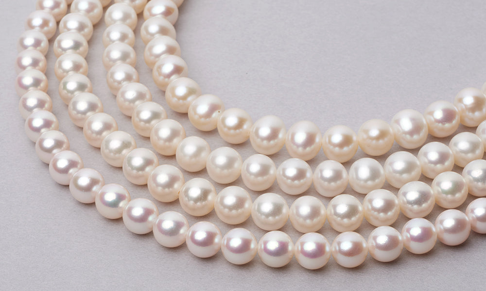 Which White Pearl Type is Best: Freshwater or Akoya Pearls?