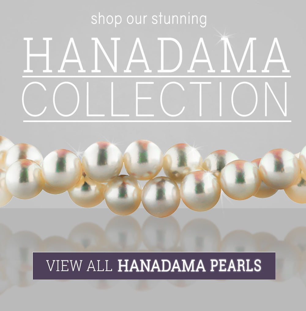 Shop All Hanadama Akoya Pearl Collections