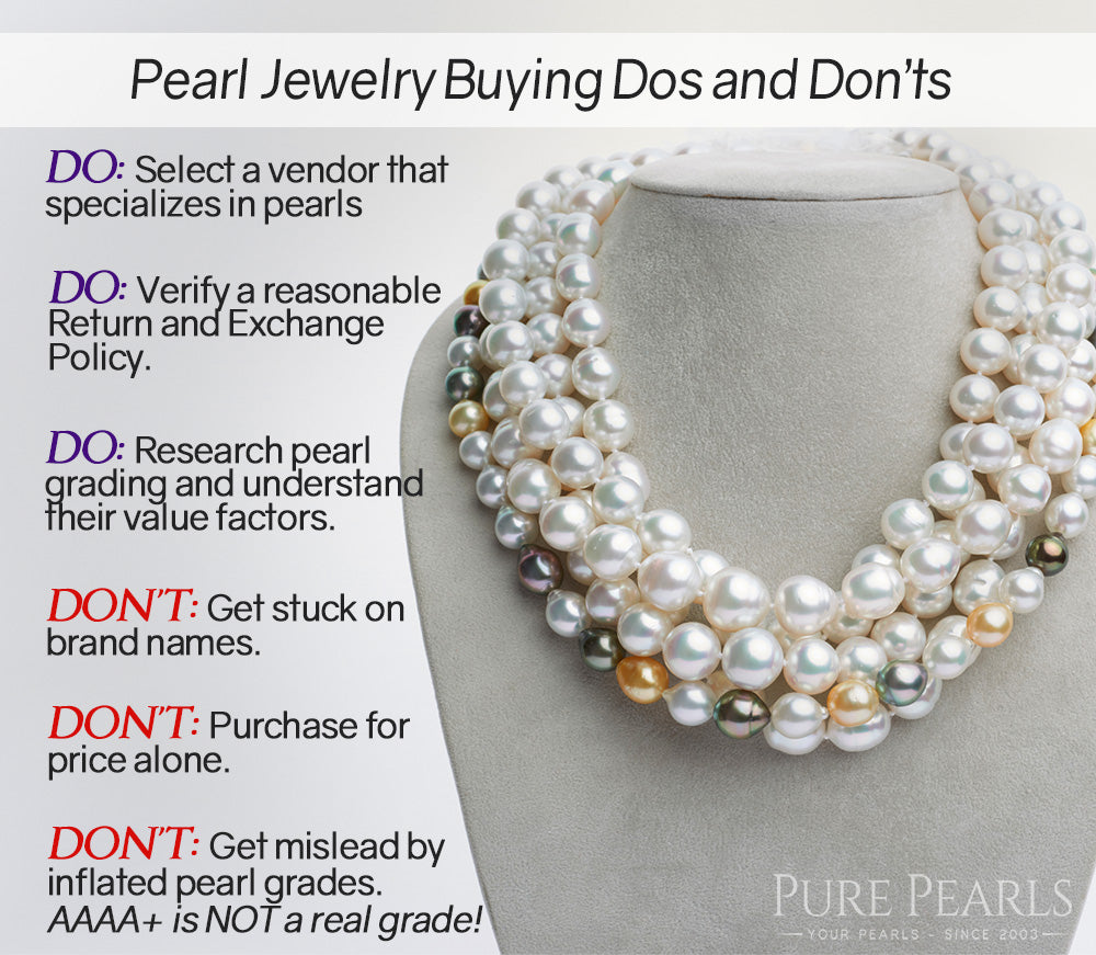 How to Buy Pearls