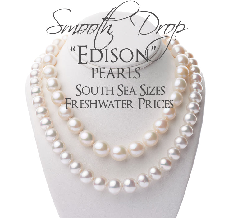 Smooth Edison Pearls