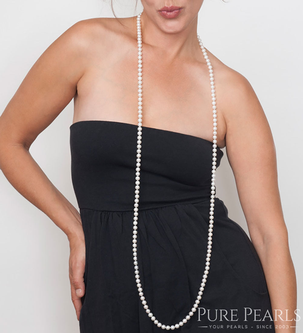How to Care for Your Pearls During Summer
