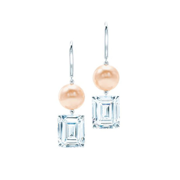 Earrings Conch Pearl