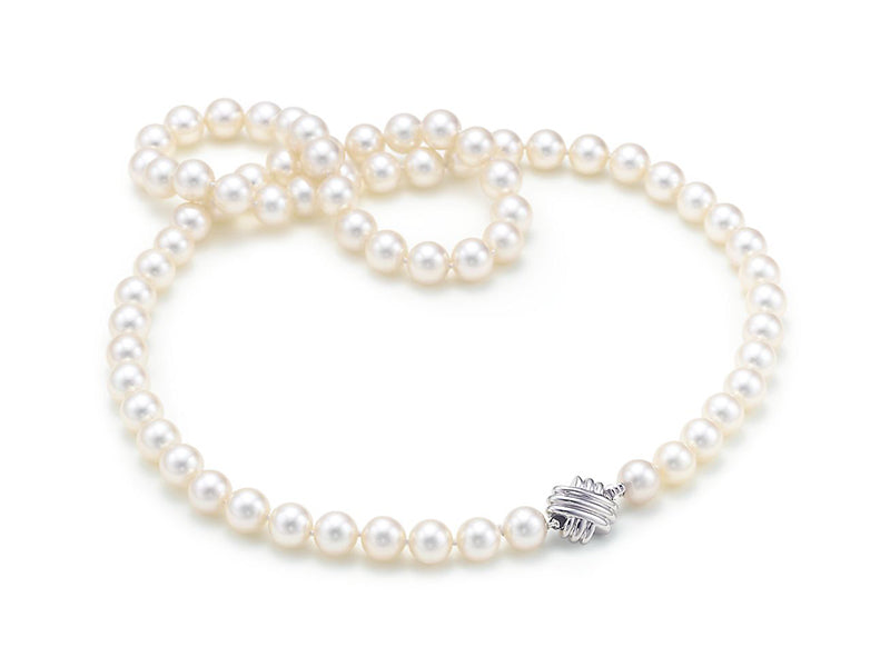 Tiffany Signature Collection Pearl Necklace