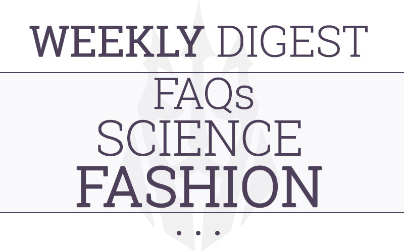 Pure's Weekly Digest - Read the Latest Pearl News, Science and Fashion Trends