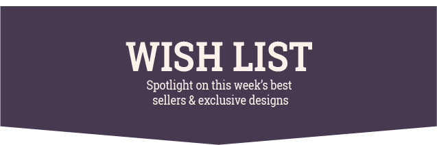 The PurePearls.com Wish List - Our Weekly Product Spotlight