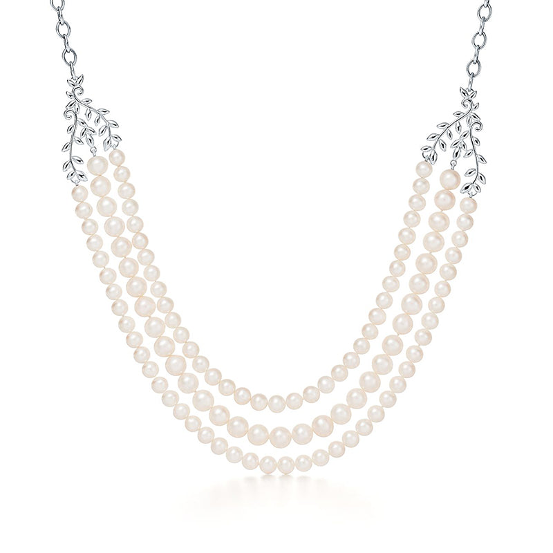 Tiffany Paloma Picasso Pearl Necklace