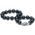 Black Akoya Pearl Bracelet 6.0-6.5mm