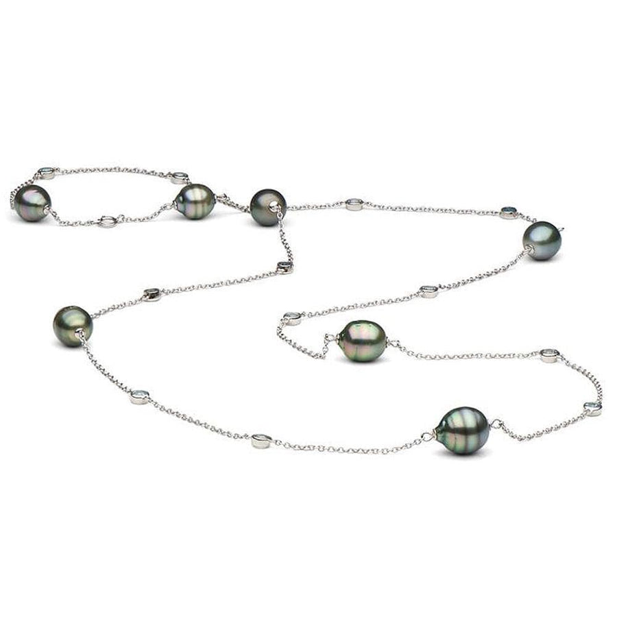 b06ec5344247f Pearl Tin Cup Necklaces | FREE Shipping & Returns - Pure Pearls