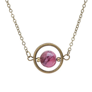 Infinity Stone Necklace - Power Stone